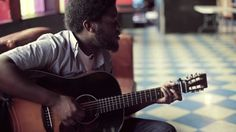 Michael Kiwanuka- Lasan (Wood & Wires) by Adrian Vieni (Wood & Wires). Michael Kwanuka performs a newer song 'Lasan', for Wood & Wires. Filmed at The Phoenix Concert Theatre in Toronto, ON. Dan Auerbach, The Black Keys, Bob Marley, News Songs, Fun To Be One, My Music, Music Videos, Indie, Singing