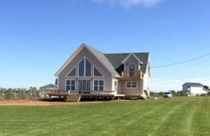 Looking for a Prince Edward Island vacation rental? Browse the best selection of PEI vacation cottages to rent. Book your vacation today! Beach Houses For Rent, Beautiful Beach Houses, Waterfront Property, Prince Edward Island, Green Gables, Outdoor Dining, Swimming Pools, Cottages, House Styles