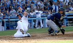 Tampa Bay Rays vs. Los Angeles Dodgers - Photos - August 11, 2013 - ESPN