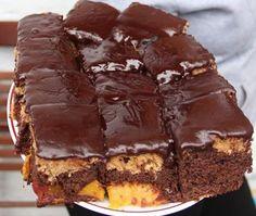 Kung Fu chocolate cake