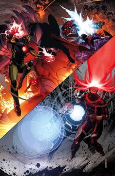 FEATURE: 10 Of The Best Comic Book Covers From MARVEL's October 2014 Solicitations