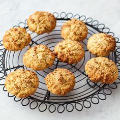 Jamie Oliver's apple crumble cookies