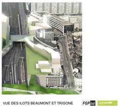 metropole.rennes.fr - Grands projets - Gare - Beaumont