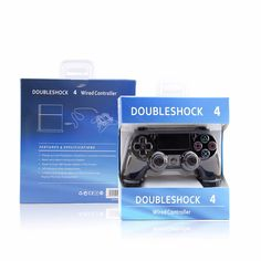 USB Wired Game controller for PS4 Controller Sony Playstation 4 DualShock Vibration Joystick Gamepads for PlayStation 4 Console