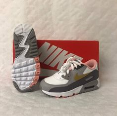 Air Max 90, Nike Air Max, Air Max Sneakers, Sneakers Nike, Pink Nikes, Shoes, Nike Tennis, Zapatos, Shoes Outlet