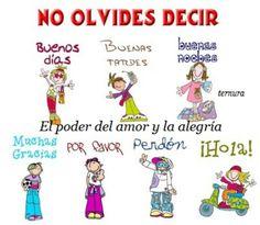 Clase de español  SIgns for the classroom #learn #spanish #kids