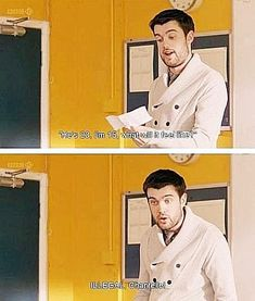 """Bad Education is hilarious. """"He's I'm what will it feel like? Jack Whitehall is amazing.<<This was so hilarious for my family British Sitcoms, British Comedy, Tumblr Funny, Funny Memes, Jack Whitehall, British Humor, British Things, Funny People, Funny Posts"""