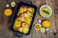 Ofen Hühnchen, Orangen Hühnchen, Curry Couscous, orange chicken, chicken recipe, fruity chicken, oven fried chicken.