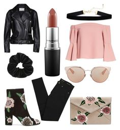 """Untitled #37"" by frid1445 on Polyvore featuring Rebecca Minkoff, Yves Saint Laurent, Topshop, Acne Studios, Christian Dior, MAC Cosmetics and Miss Selfridge"