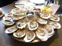 B and G Oysters, Boston