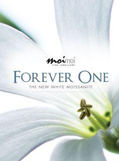 Forever One Moissanite