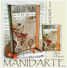 nuova agenda 2016...tecniche miste...  silvia@dinuzzo.it http://www.manidarte.net/
