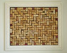 wine cork projects | DIY wine cork board, on going project :) | upcycle that stuff!