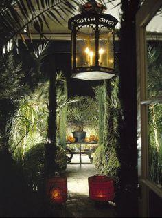 Chinoiserie Lantern  by Soane Britain
