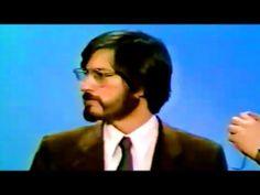 Steve Jobs first TV appearance (1978)