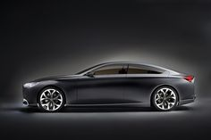 HYUNDAI HCD-14 GENESIS CONCEPT CAR UNVEILED AT THE CANADIAN INTERNATIONAL AUTO SHOW