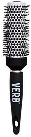 Amazon.com: Verb 35mm Round Ceramic Hairbrush Retains Heat and Creates Volume: Premium Beauty Round Hair Brush, Best Hair Brush, Kent Brushes, Pony Style, Hairbrush, Hair Tools, Straightener, Barrel, Curls