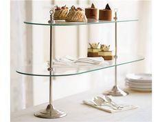 Three Tier Pastry Stand