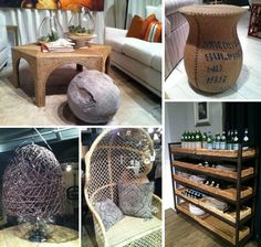 Texture Trends at High Point Market