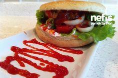 Anne Yapımı Hamburger Tarifi