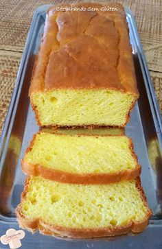 Cozinhando sem Glúten: Pão de iogurte No Salt Recipes, Dairy Free Recipes, Cake Recipes, Cooking Recipes, Lactose Free Diet, Sans Lactose, Menu Café, Brazillian Food, Low Carb Bread