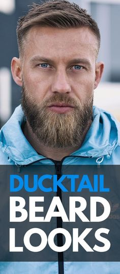 6 Reasons Why You Should Opt For Ducktail Beard Look Growing a Ducktail beard is not easy for all, but simple for few. Here are 6 Reasons Why you Should Opt for Ducktail Beard Look. Viking Beard Styles, Beard Styles For Men, Hair And Beard Styles, Long Hair Styles, Latest Beard Styles, Mens Hairstyles With Beard, Thick Beard, Mens Facial, Beard Look