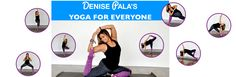 Yoga For Everyone — Clarity House ONLINE with Denise Pala!