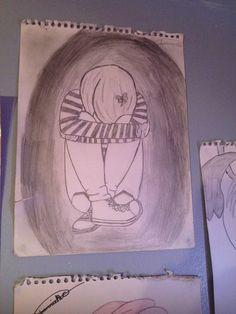 Dépression Female, Art, Drawings, Craft Art, Kunst, Gcse Art, Art Education Resources