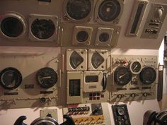 control panel idea
