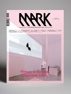 Main Studio - Mark Magazine - 2009
