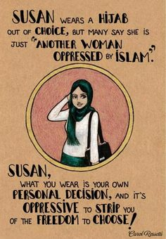 I need to remember this. Feminism