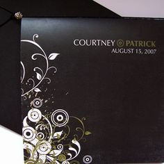 black-wedding-invitations - http://herbigday.net/black-wedding-invitations/