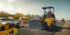 Volvo PT125C - Where Rubber Meets the Road - Rock & Dirt Blog Construction Equipment News & Information