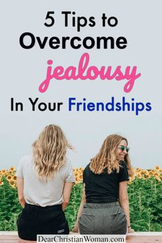 Do you find that you have jealousy issues and you are jealous of your friends? this article is how to overcome jealousy and stop comparing yourself to others as a Christian woman. Friend Advice, Life Advice, Relationship Advice, Relationships, How To Overcome Jealousy, Overcoming Jealousy, Christian Friends, Christian Girls