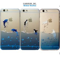 Water Series Cute Phone Cases via CaseStudy Inc.. Click on the image to see more!
