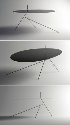 Chiuet Table by Jeong Seung Jun