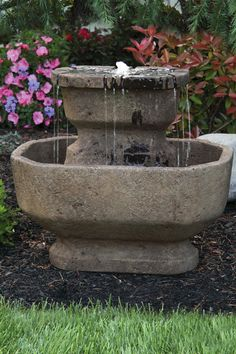 "24"" Two Tier San Marino Fountain 