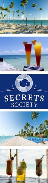 Secrets Society is the perfect way to get the latest news on Secrets Resorts & Spas, plus earn free rewards.