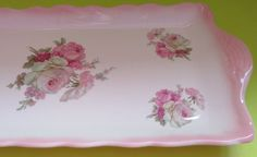 Rose Tea, Vintage Gifts, Vintage Kitchen, Victoria, Plates, Colour, Tableware, Licence Plates, Color