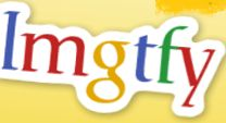 How to create 'Imagtfy' Link for getting organic google searches