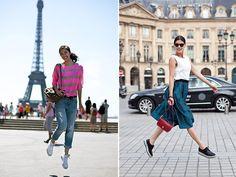 street style jumps!