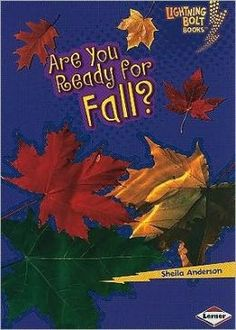 Describes fall, discussing how nature changes, the weather, and typical activities.