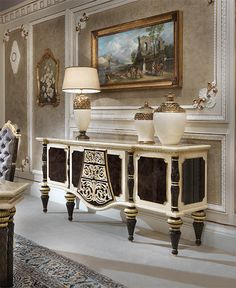 Home Furniture Apartments Unique Modern Furniture Referral: 6837757505 Sideboard Furniture, My Furniture, Classic Furniture, Luxury Furniture, Furniture Makeover, Credenza, Living Room Furniture, Furniture Design, Rustic Furniture