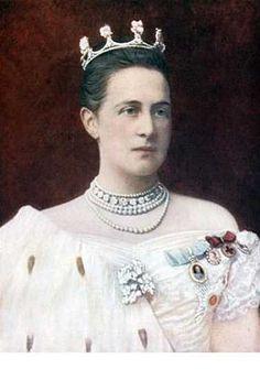Olga de Rusia, Reina de Grecia