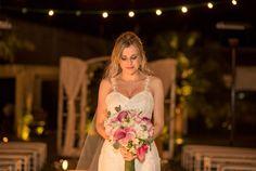 Casamentto vestido de noiva buque classico