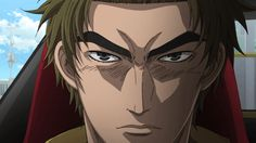 Keisuke from Initial D