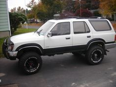1991 toyota 4runner 4x4 - Google Search