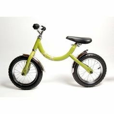 """12"""" Cruiser Balance Bike Frame Color: Grass Green by BootScootBikes. $94.99. 102-G Frame Color: Grass Green Features: -Cruiser.-Lightweight steel frame that is built kid-tough.-Quick-release padded saddle, adjustable from 17''-20''.-Height-adjustable handlebars.-12'' Rugged inflatable tires.-Certified lead free paint.-Developed for children ages 2-6.-Maximum recommended weight is 80 lbs. Color/Finish: -Color: Sunrise pink. Assembly Instructions: -Quick assembly."""