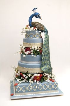 Chef Isreal cake - beautiful