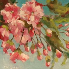 """Cherry Blossoms"" - Jinnie May"